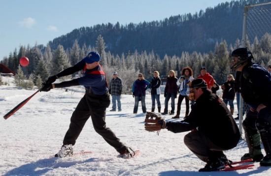 snowshoeSoftball